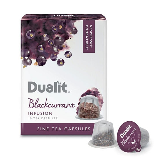 Nespresso Compatible Blackcurrant Tea