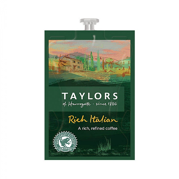 Rich Italian Coffee