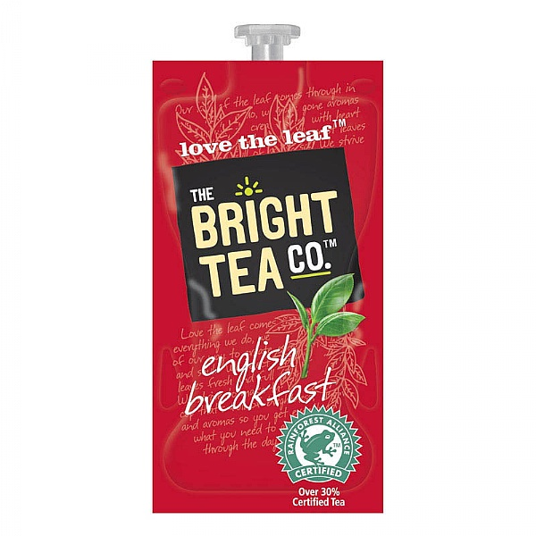 English Breakfast Strong Tea