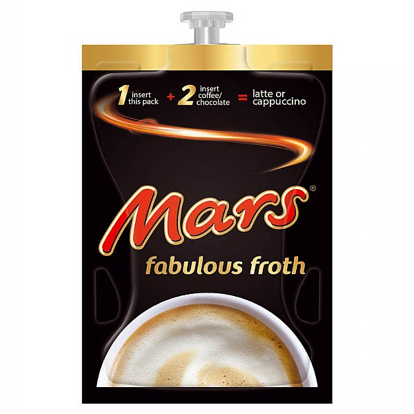 Fabulous Froth Mars