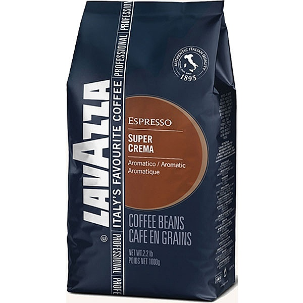 Lavazza Super Crema 1kg Normally £14.90