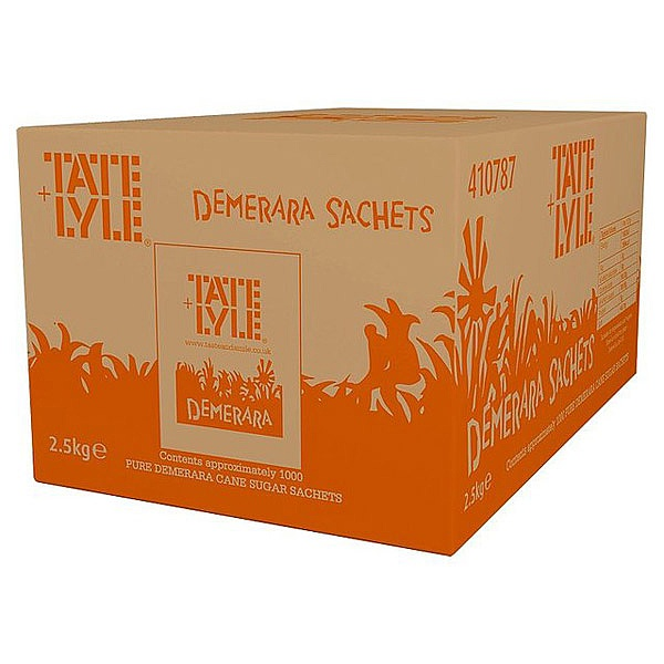 Tate & Lyle brown sugar sachets (1000)