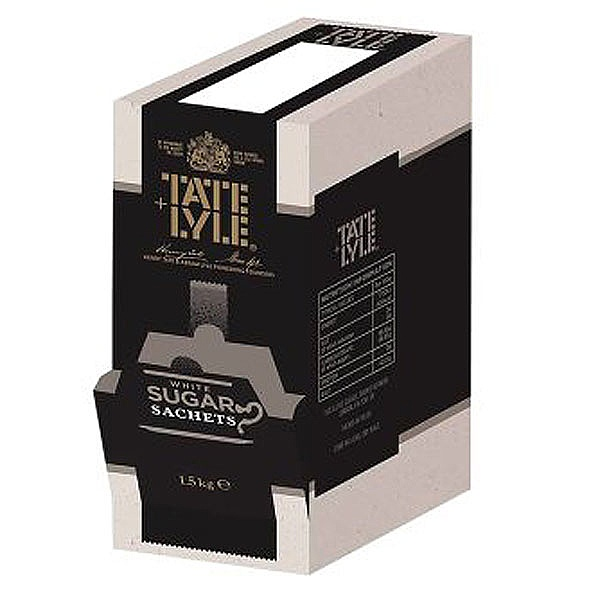 Tate & Lyle Cane Sugar Granulated Sachets (600)