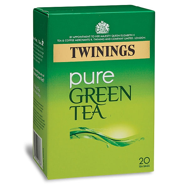 Twinings Pure Green tea bags (240)