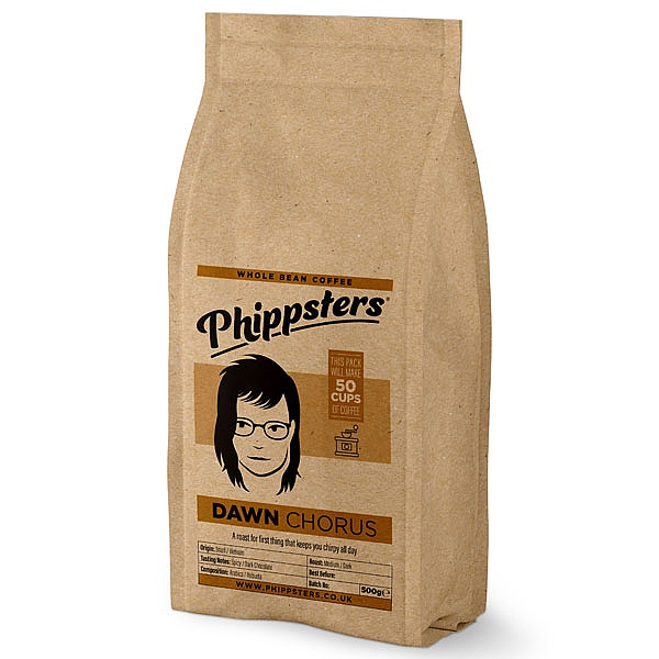 Phippsters Dawn Chorus Coffee Beans