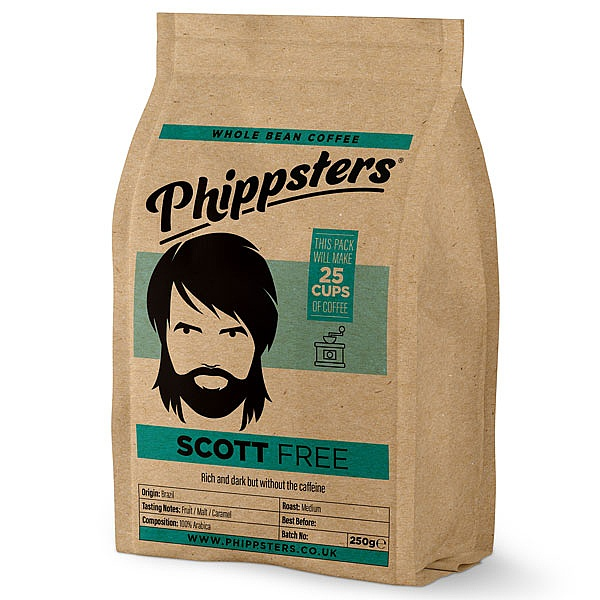 Phippsters Scott Free Coffee Beans