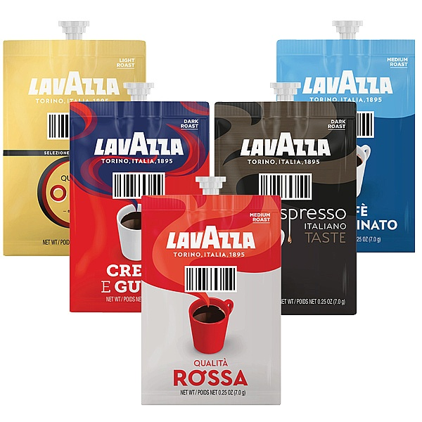 Lavazza Mixed Case Coffee