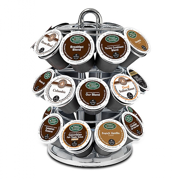 Keurig 27 Pod Wire Carousel
