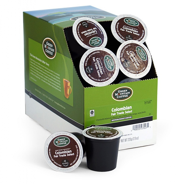 Colombian Fair Trade Select MEDIUM ROAST