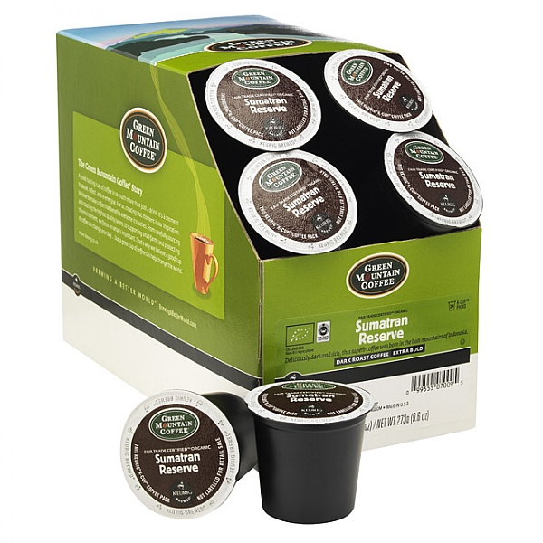 Sumatran Reserve Organic Fair Trade DARK ROAST