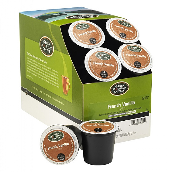 French Vanilla FLAVOURED LIGHT
