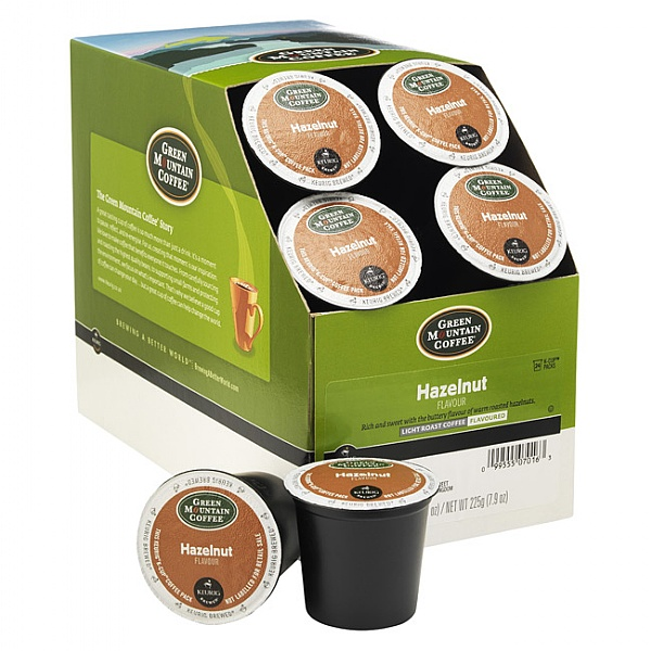 Hazelnut FLAVOURED LIGHT ROAST