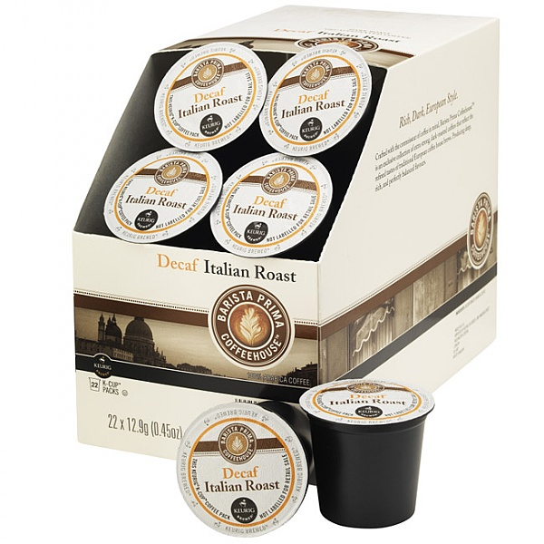 Italian Roast Decaf DARK ROAST