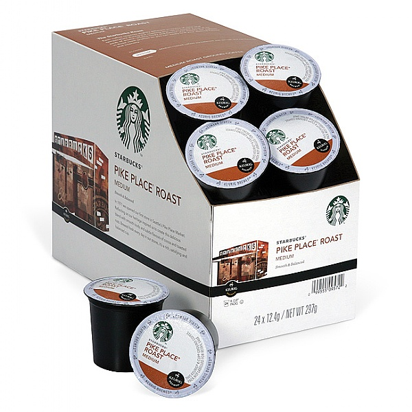 Starbucks Pike Place® Roast MEDIUM ROAST