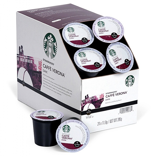 Starbucks Caffè Verona™ DARK ROAST