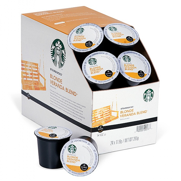 Starbucks Blonde Veranda Blend™ LIGHT ROAST