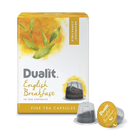Nespresso Compatible English Breakfast Tea